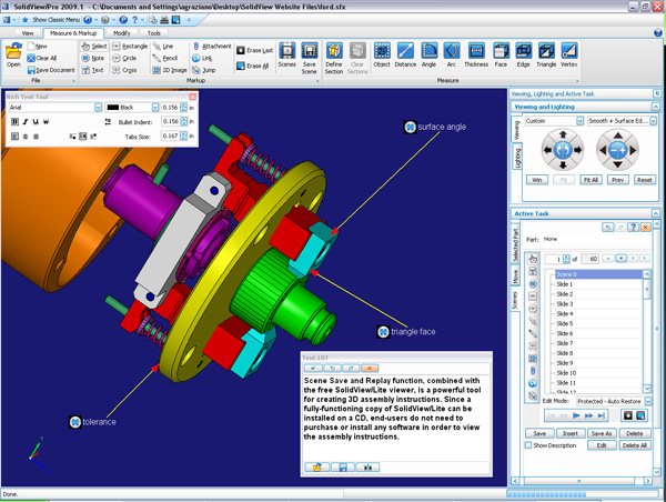 software to view and translate cad files solidview software